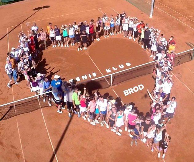 Tenis Klub Brod srce